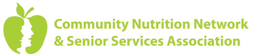 Community Nutrition Network Logo in Lime Green